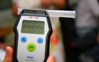 У харьковского водителя алкотестер показал превышение нормы в 9 раз