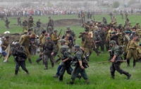 В Одессе состоялся грандиозный военно-патриотический фестиваль