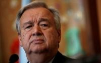 Генсек ООН призвал прекратить военную эскалацию в Сирии