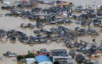 В Японии из-за ливней эвакуировали более 100 тыс. человек