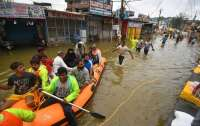 В Индии не меньше 75 человек погибли из-за сильных дождей