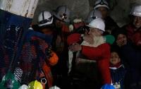 Началось спасение 33 чилийских шахтеров