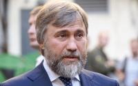 Новинский: Язык санкций никогда ни к чему хорошему не приводит