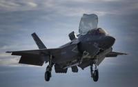 Новый истребитель-невидимка F-35A потерпел первое крушение в своей истории