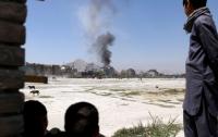 Вертолет с украинским экипажем разбился в Афганистане