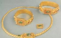 Перещепинский клад на Полтавщине - одна из самых богатых находок ХХ века