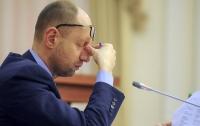Полиция расследует вмешательство в работу Яценюка с целью его отставки