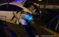 ДТП в Черноморске: пьяный водитель врезался в машину полиции, есть пострадавшие