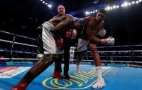 Бокс: Одолевший Владимира Кличко Энтони Джошуа победил Такама техническим нокаутом
