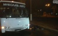 ДТП в Николаеве: автобус наехал на пешеходов, есть погибшие