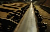 Под Борисполем люди перекрыли железнодорожные пути