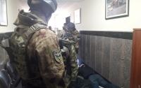 Бизнесмен нанял боевиков и напал на офис Одесского облавтодора