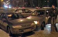 В Москве из-за гололеда произошло рекордное массовое автопобоище
