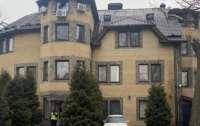 Случился пожар в частном доме престарелых