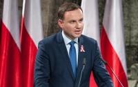 Президент Польши сделал жесткое заявление по Донбассу