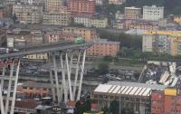 Власти Генуи объявили траур по жертвам обрушившегося мост