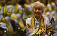 Жительница Таиланда получила диплом бакалавра в 91 год