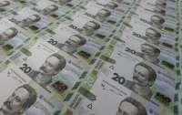 Дефицит бюджета Украины достиг рекорда за пять лет