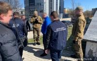 Инспектора ГФС задержали на взятке