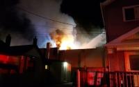 Украинский культурный центр сгорел в Канаде