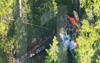 Вертолет совершил жесткую посадку в России, есть жертвы