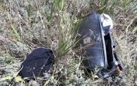 На Донбассе нашли скелет с портфелем