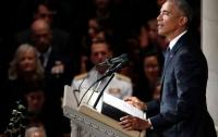 Обама примерил на себя роль Джорджа Вашингтона