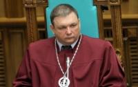 Председатель КСУ попал в коррупционный скандал (видео)