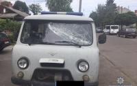 На Волыни янтарные старатели напали на полицейских