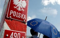 Польша не будет принимать украинцев, которые идут туда пешком