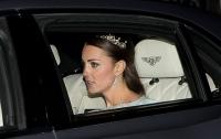 Кейт Миддлтон надела корону впервые за два года