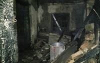 На Кировоградщине в огне погиб человек