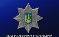 Одесские полицейские устроили погоню за грабителями на BMW