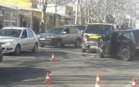 Сокрушительная авария в Одессе, есть пострадавшие
