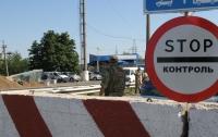Украинец пытался тайком пробраться в Крым