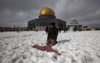 Погода по-своему отреагировала на праздники в Израиле