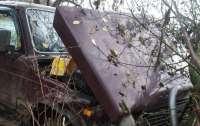 На Харьковщине школьник за сутки угнал три автомобиля и трижды попал в ДТП