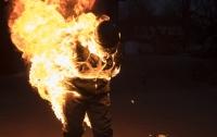 В Киевской области бандиты живьем подожгли мужчину