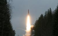 В России запустили межконтинентальную баллистическую ракету