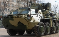 Минобороны отказалось принимать БТР-4 с корпусами из бронестали