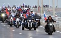 Путинских байкеров встретили без радости в Чехии