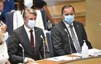 Впервые в истории: парламент Швеции вынес вотум недоверия премьер-министру