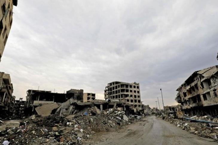 Изсирийской Думы засутки вышли три тысячи боевиков «Джейш аль-ислам»