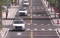 Китайский гигант Baidu впервые испытал беспилотные машины на шоссе
