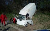 По дороге на кладбище авто с покойницей попало в ДТП