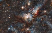 Астрономы с помощью телескопа VISTA получили новый снимок туманности Киля