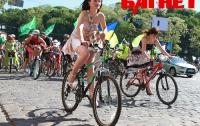 В Украине пройдет женский велопарад