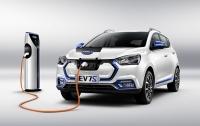 Производителям электромобилей в Украине собираются предложить льготы