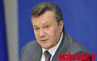 Янукович подписал закон о выборах в проблемных округах