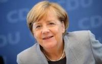 Меркель обещает заявить о себе в науке